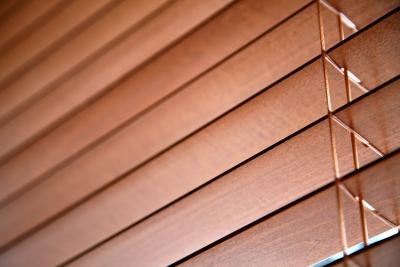 How to cut blinds that are too wide