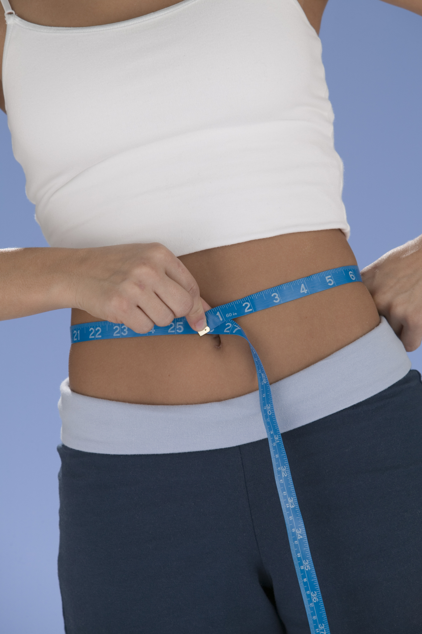 weight loss tummy chain