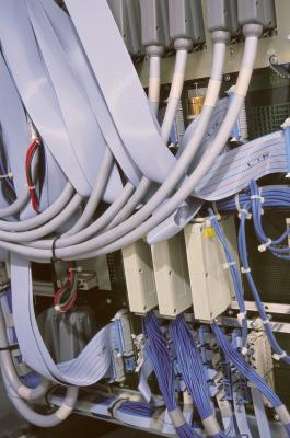 EMF interference can be introduced between cables without physical contact.