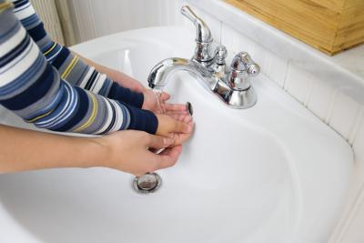 How to Replace a Bathrom Sink Drain Plug | Home Guides ...