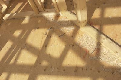 How To Fix A Wet Subfloor In A Bathroom