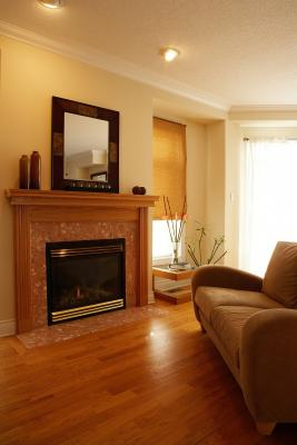How To Install Hardwood Flooring Around A Fireplace Home