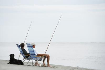 The best time of year to travel to south carolina usa today for Best fishing time today