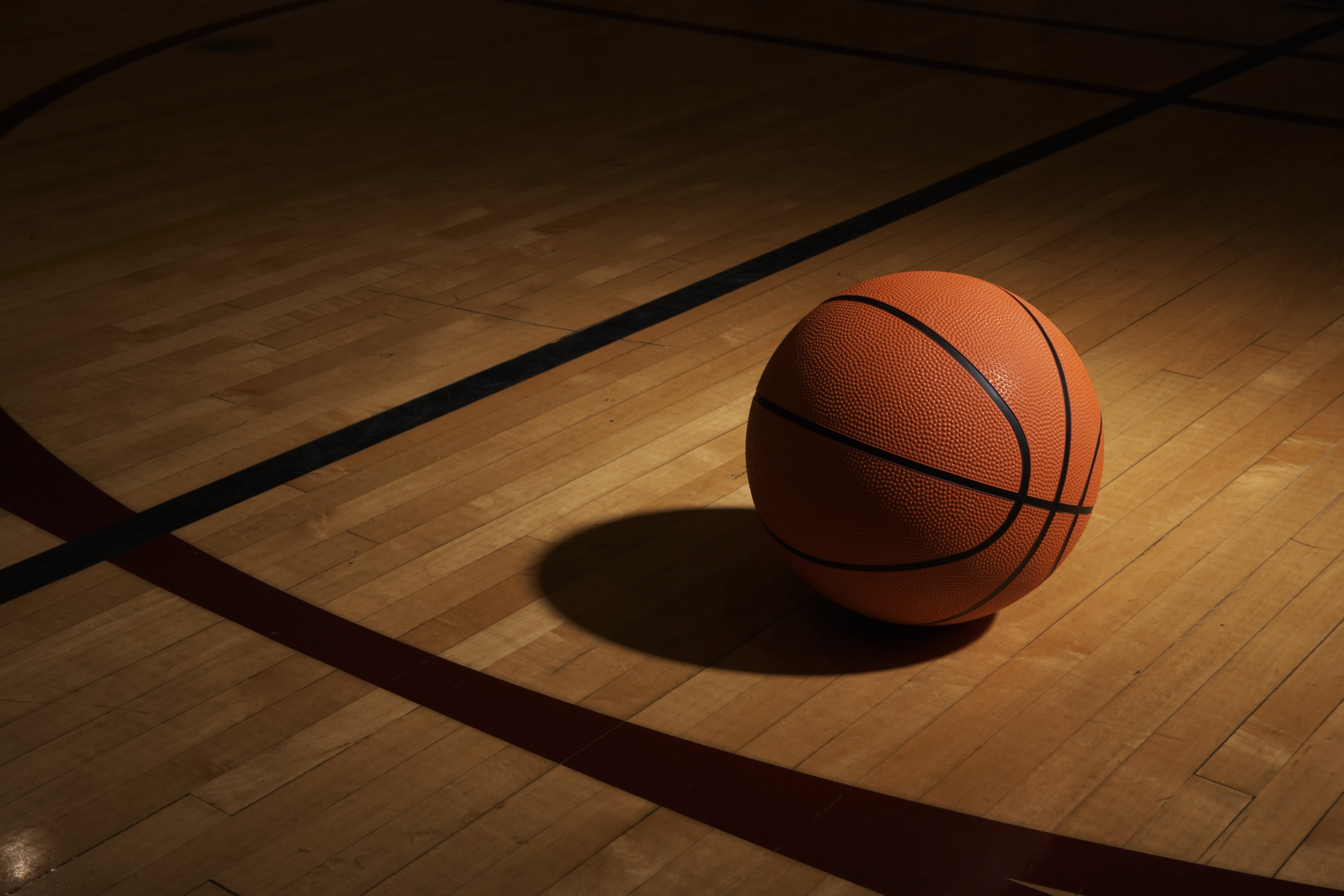 what are the different types of basketball court surfaces