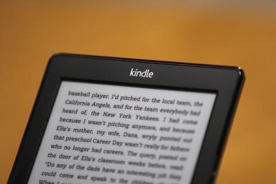 Kindle Won't Shut Off
