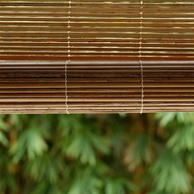 How To Cut Bamboo Blinds That Are Too Wide Home Guides