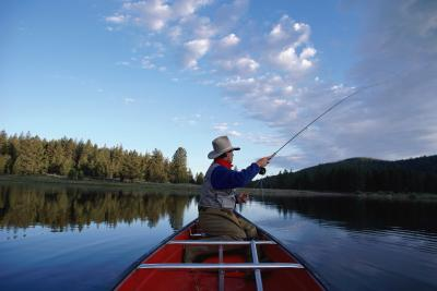 Best places for freshwater fishing in california getaway for Best fishing spots in california