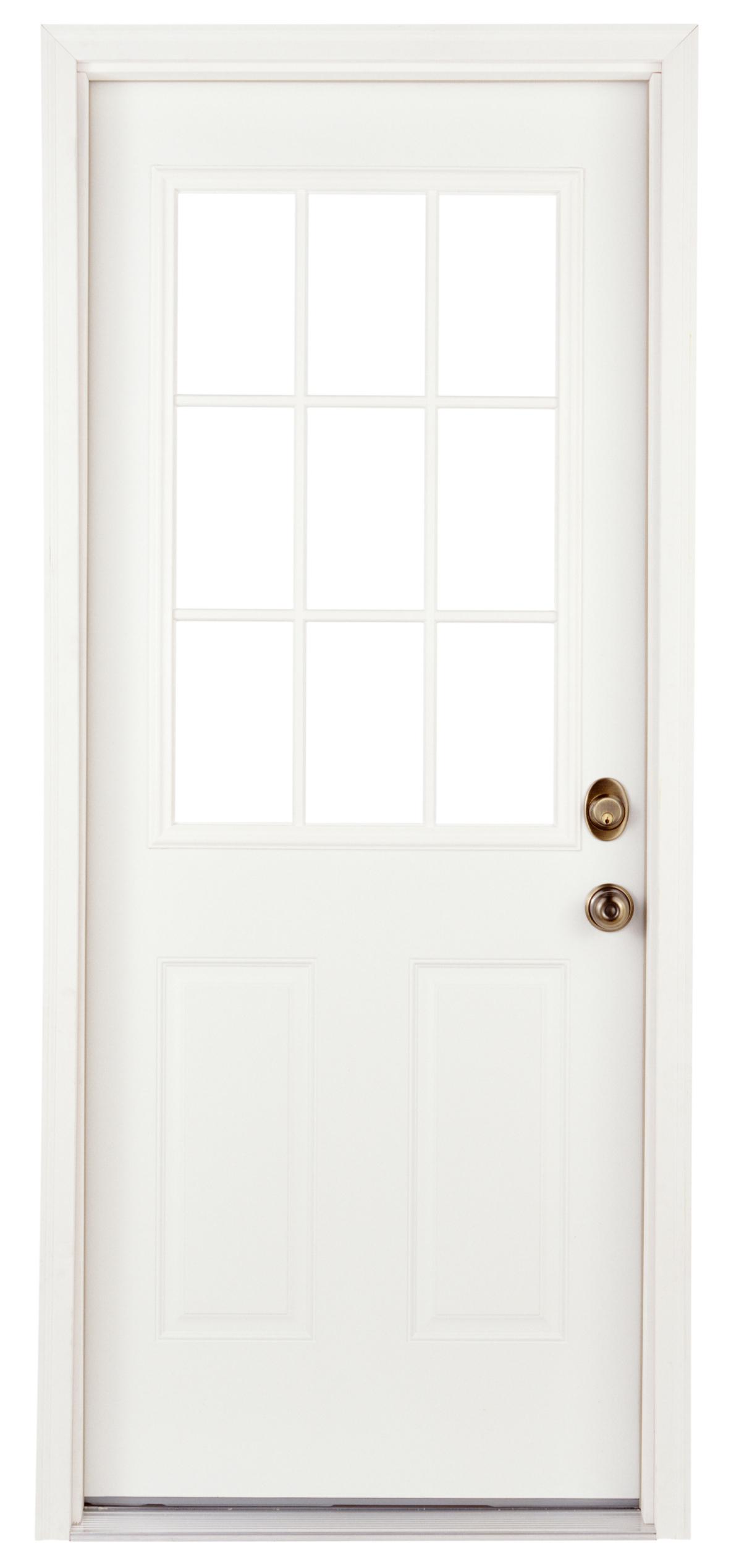 Cómo evitar que una puerta sea abierta con una palanca |