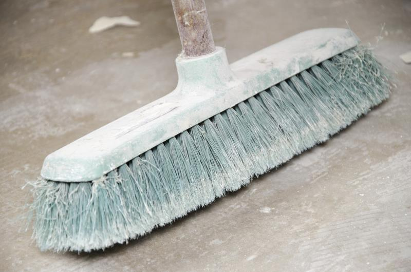 Tips for faux painting finishing an indoor concrete for How to clean concrete indoors