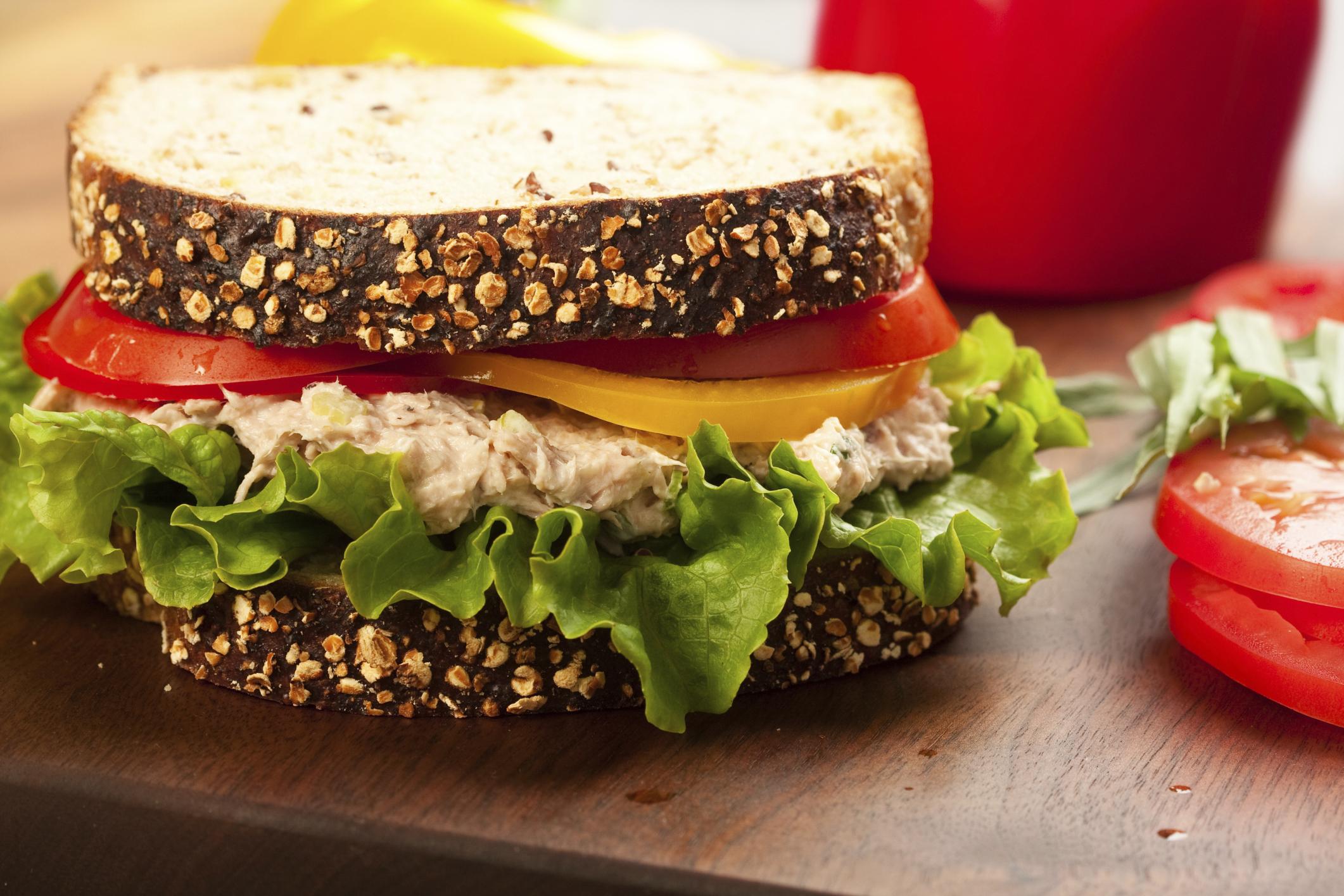 Бутерброды с тунцом рецепты простые и вкусные