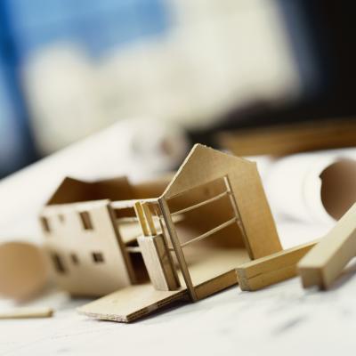 C mo dise ar y construir una maqueta de casa de papel - Como disenar tu casa ...