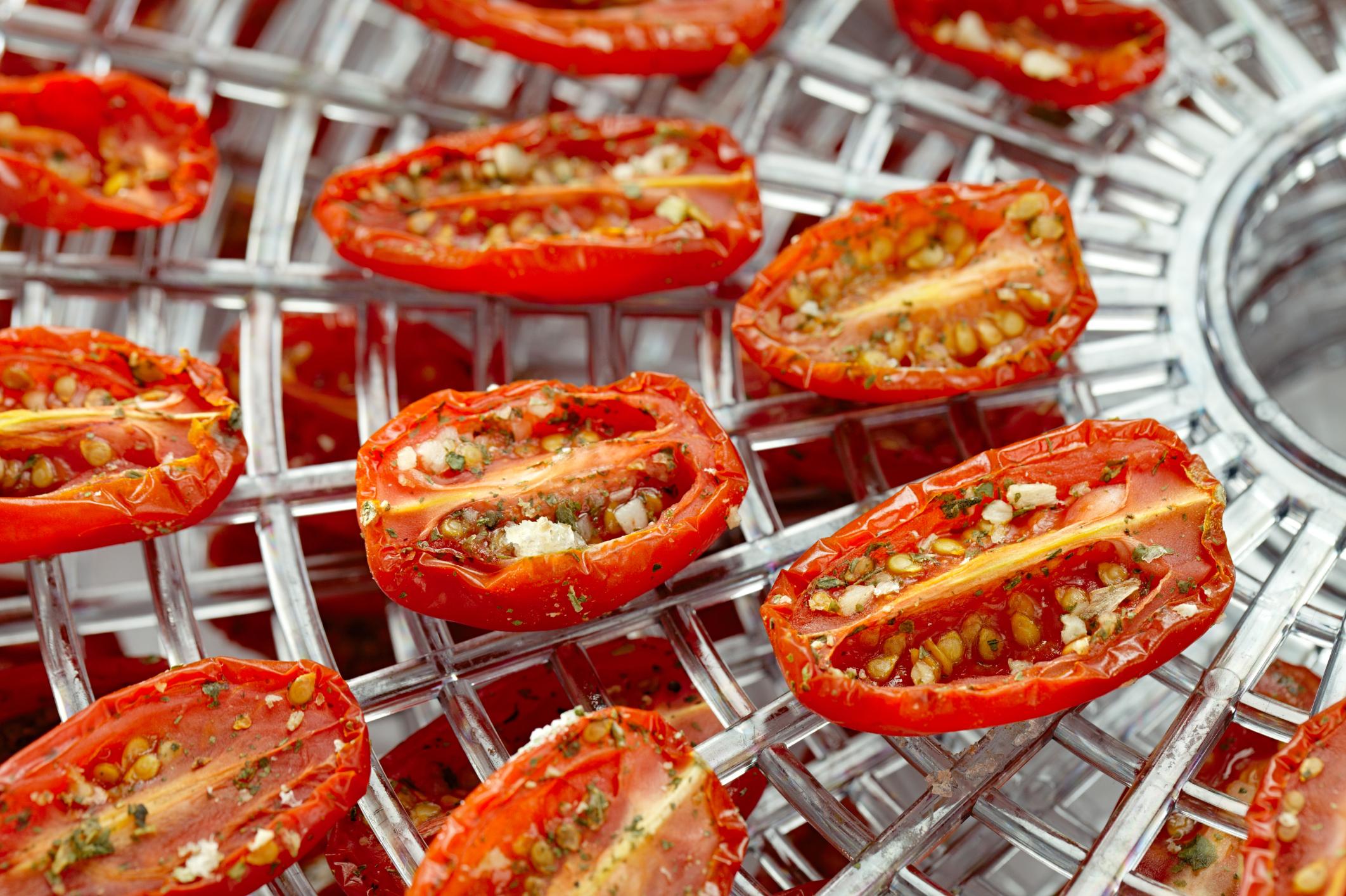 Вяленые помидоры в сушилке помидоры в домашних условиях