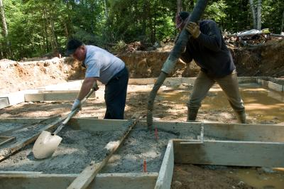 How To Pour A Slab On Clay Soil Home Guides Sf Gate