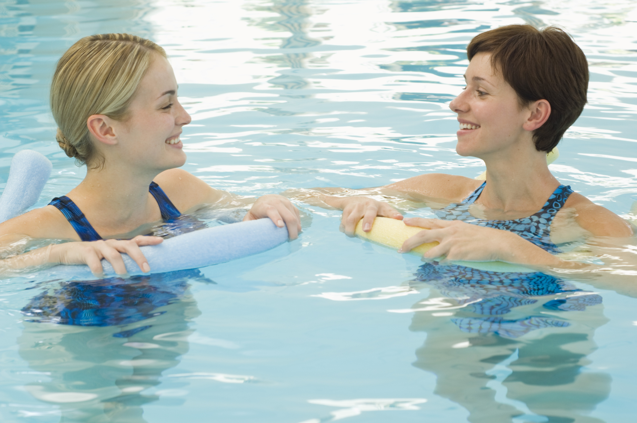 The Effects of Pool Chlorine on Healing Wounds | LEAFtv