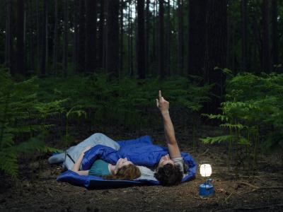 Camping Near The Virginia Creeper Trail In