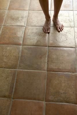 Stained Concrete Vs Tile Home Guides Sf Gate