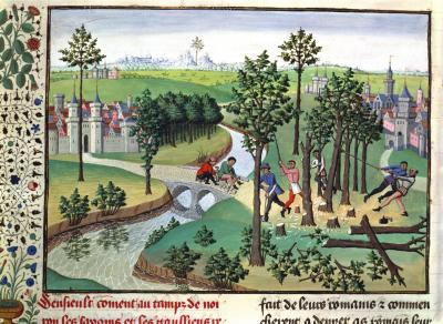 What effect did the feudal system have on medival europe?