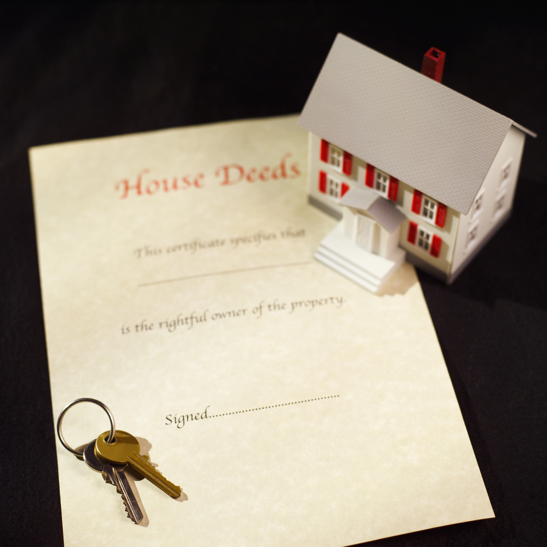 gift tax implications of putting children on a quitclaim deed