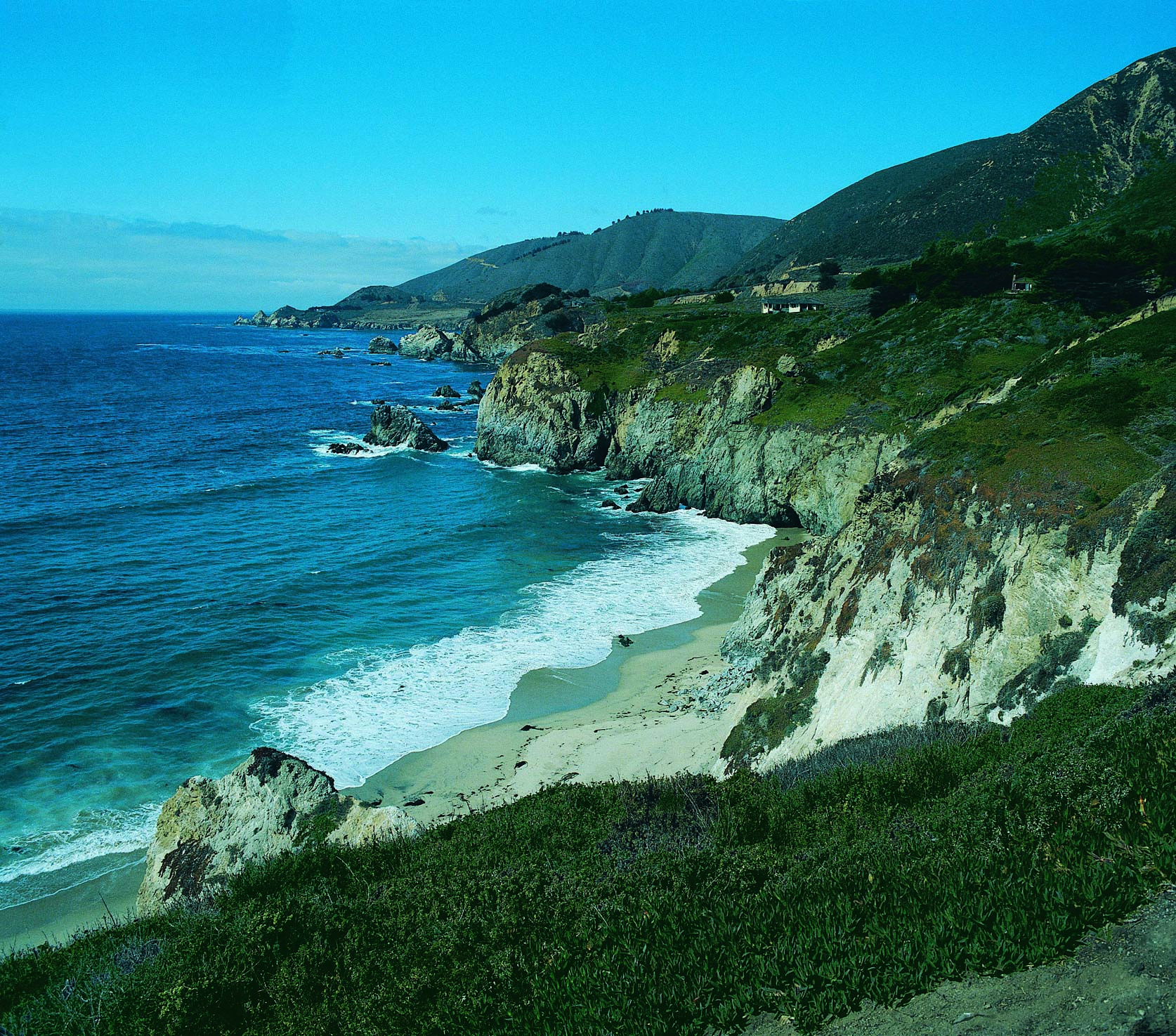 The top 10 romantic getaways in california usa today for Vacation beaches in california