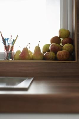 How To Update A Laminate Countertop Edge Treatment Home
