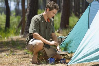 Camping Near Cooper Lake In Washington Usa Today
