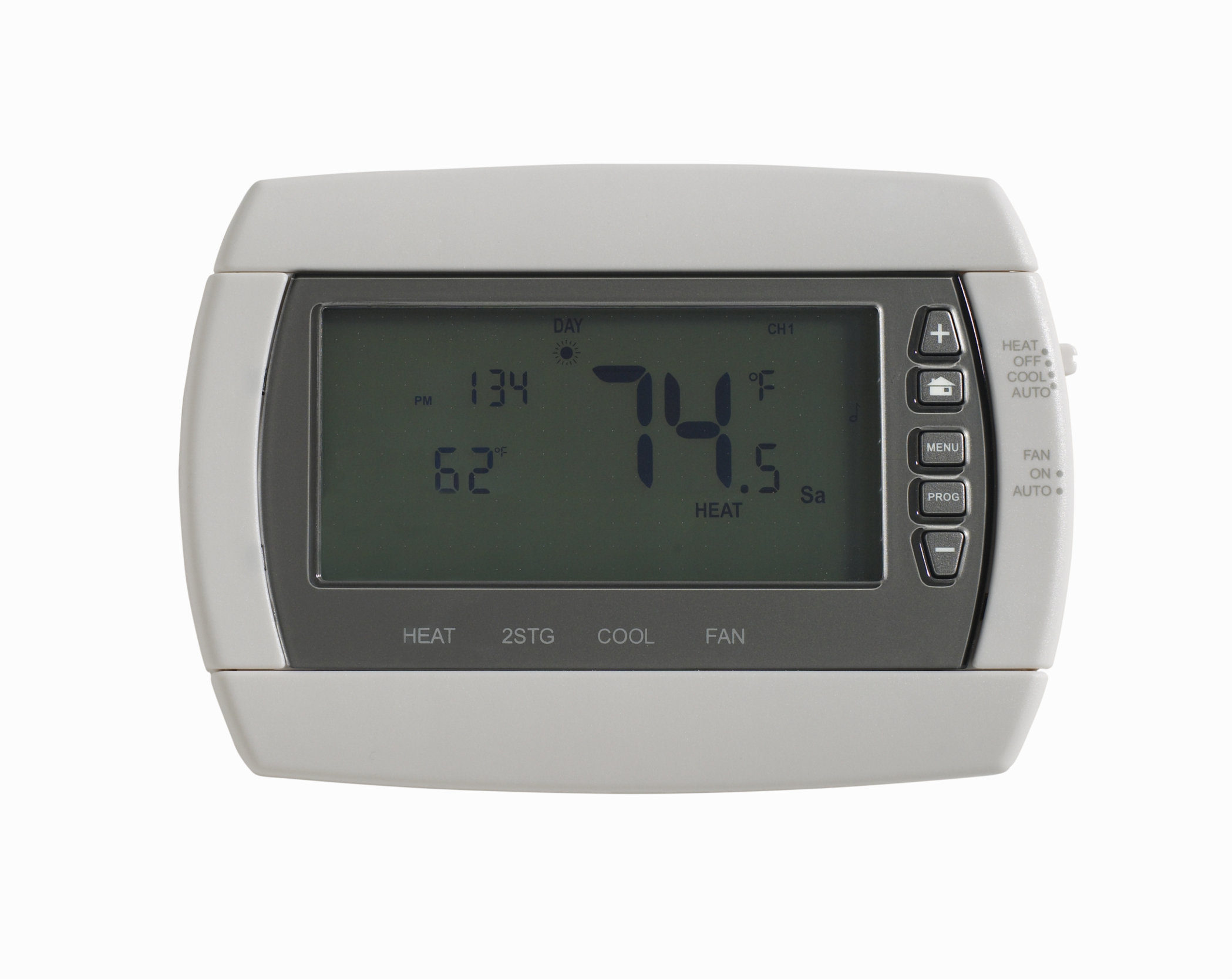 How to Program a Honeywell Digital Thermostat | Hunker