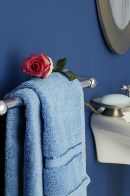 What Level To Put A Towel Rack On A Wall Home Guides