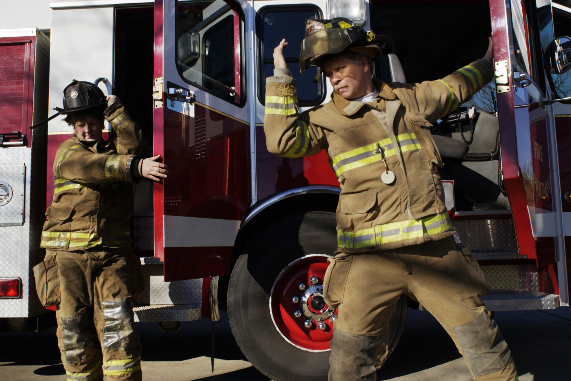 How to Start a Firefighting Business | Bizfluent