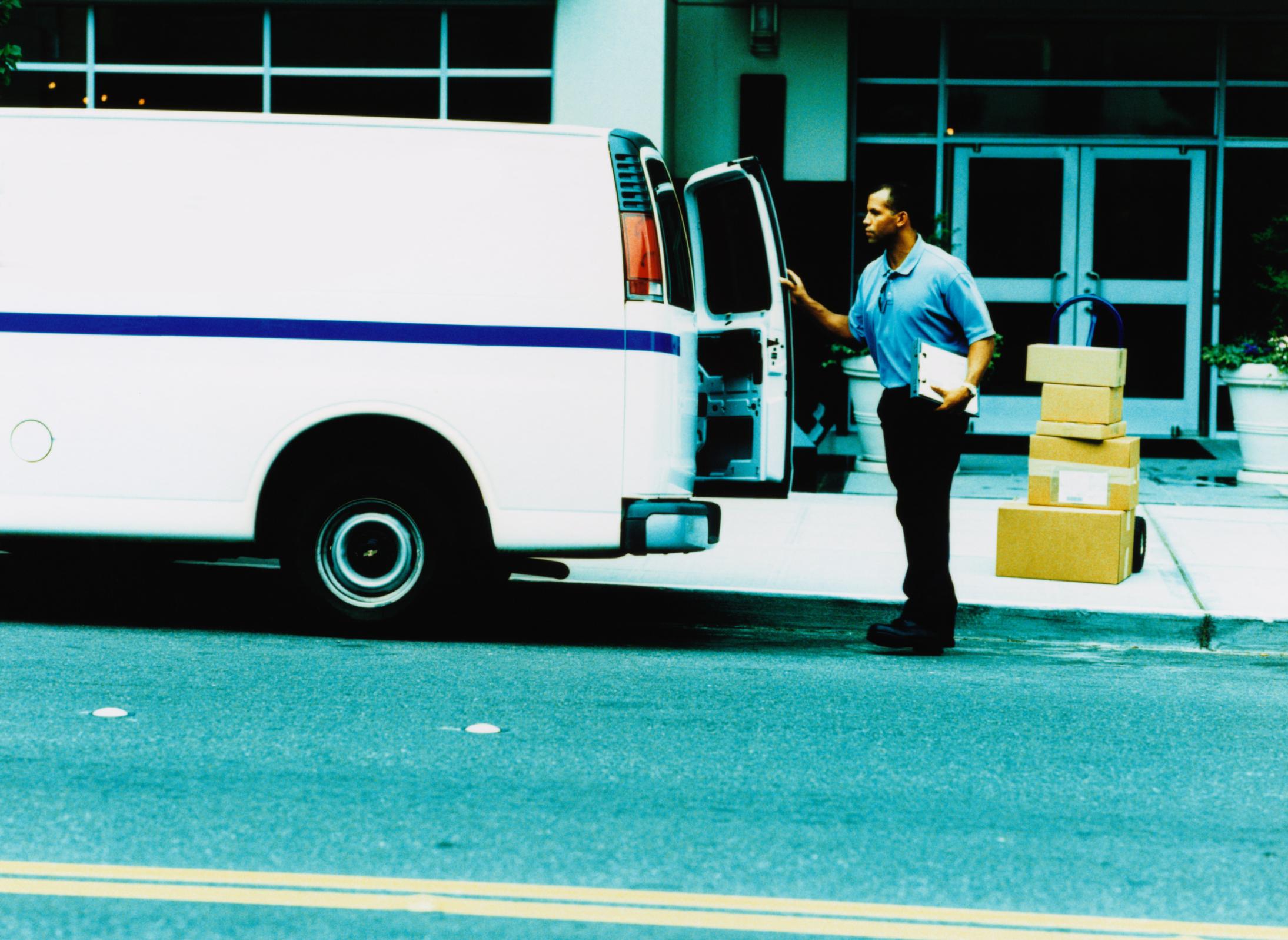 Starting a hauling business plan