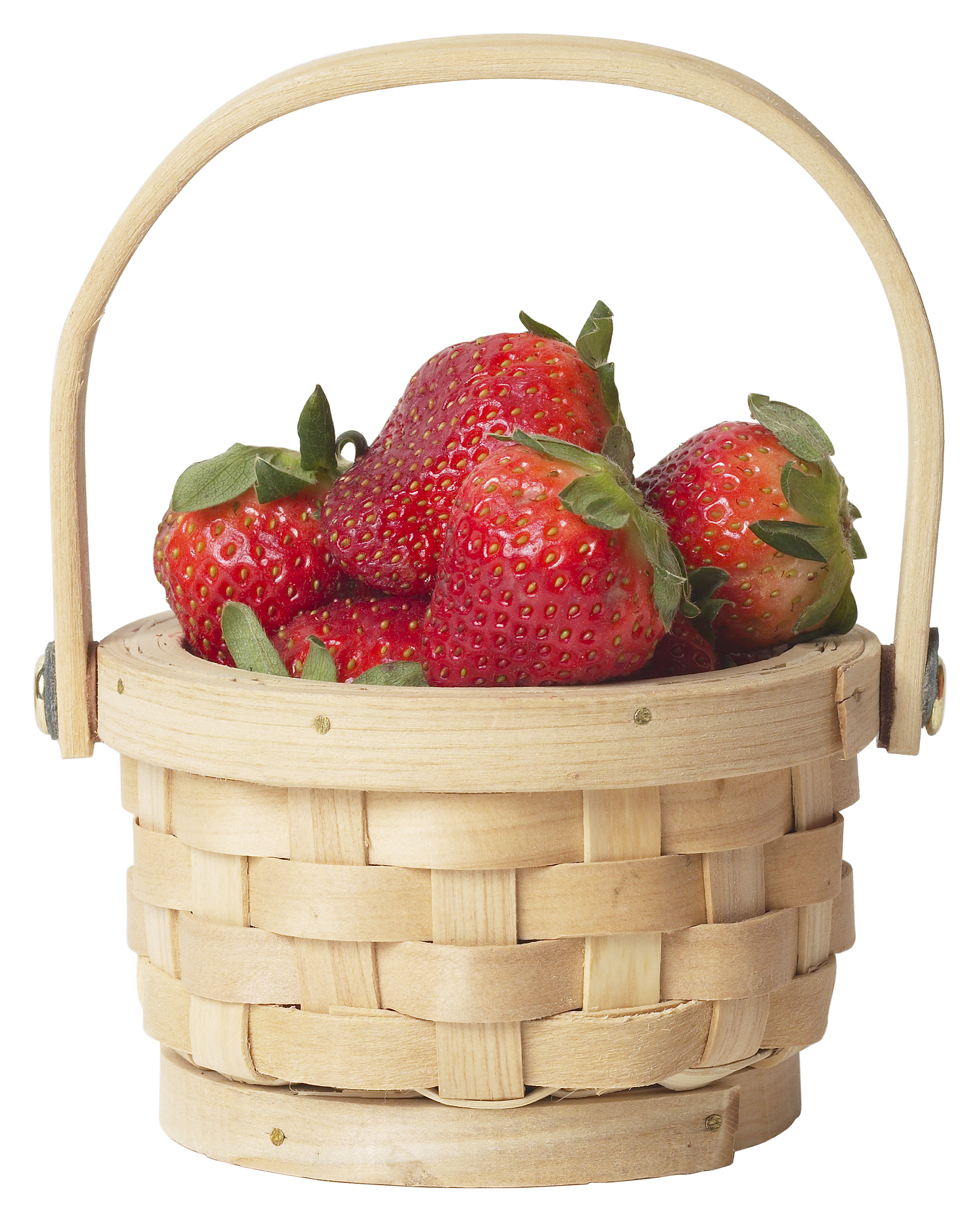 Strawberries are a nutrient-dense food.