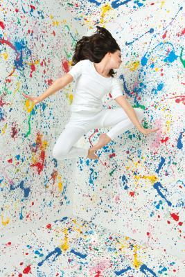 Paint Splatter And Sponge Effects For Teens 39 Bedrooms