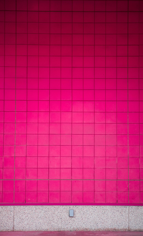 la mejor combinacin de colores para bao con azulejos rosados - Azulejos Rosa