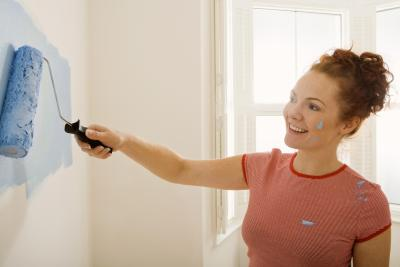 how to get rid of stains on walls