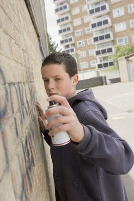 Teen Gang Activity 28