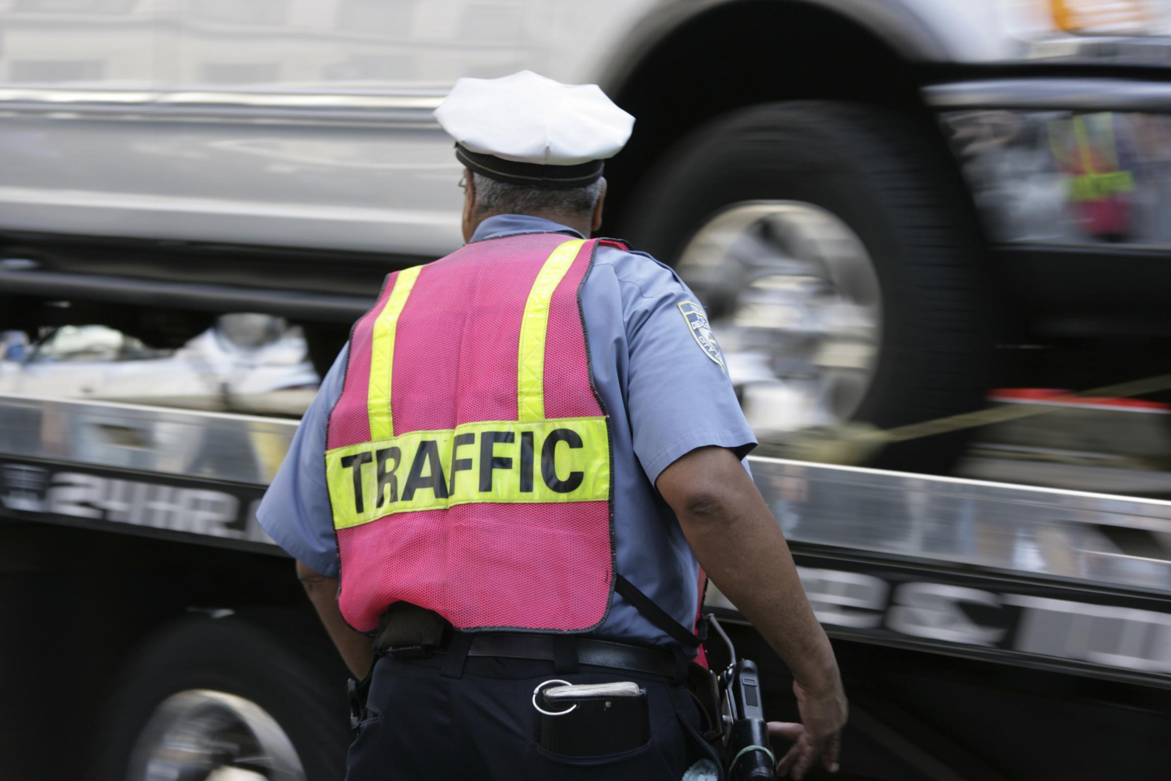 Duties Of A Traffic Officer Career Trend
