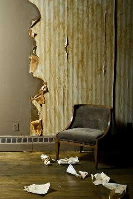 How to paint over a wallpapered plaster wall ehow uk