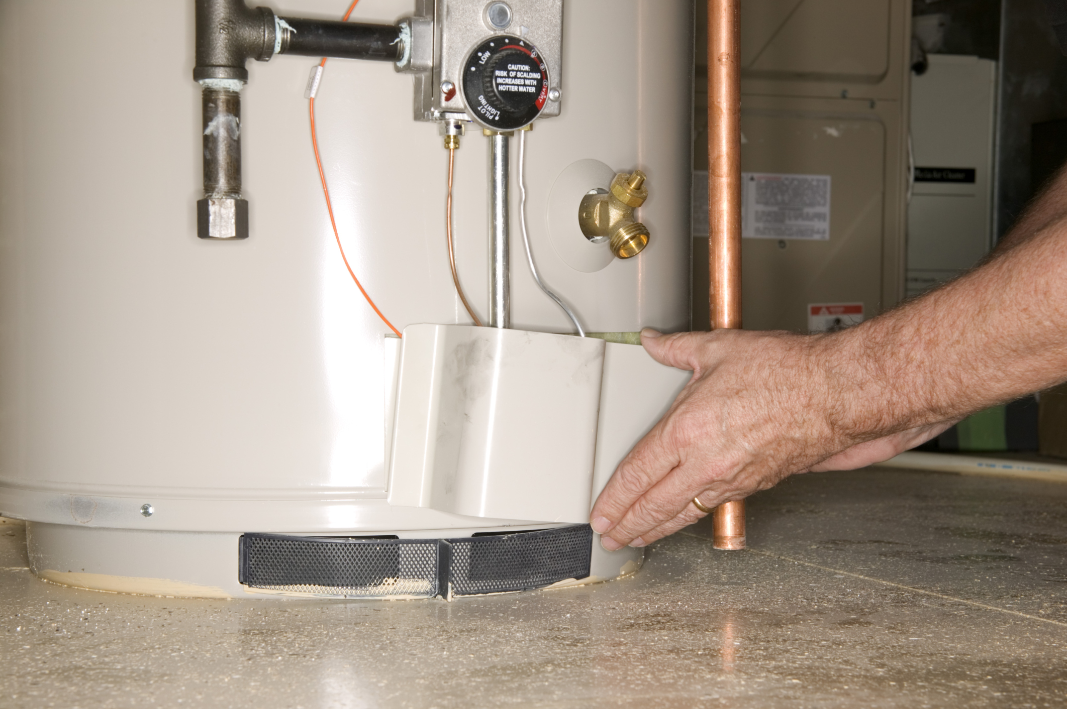 Does Discoloration in Hot Water Mean a Water Heater Is Going Bad ...