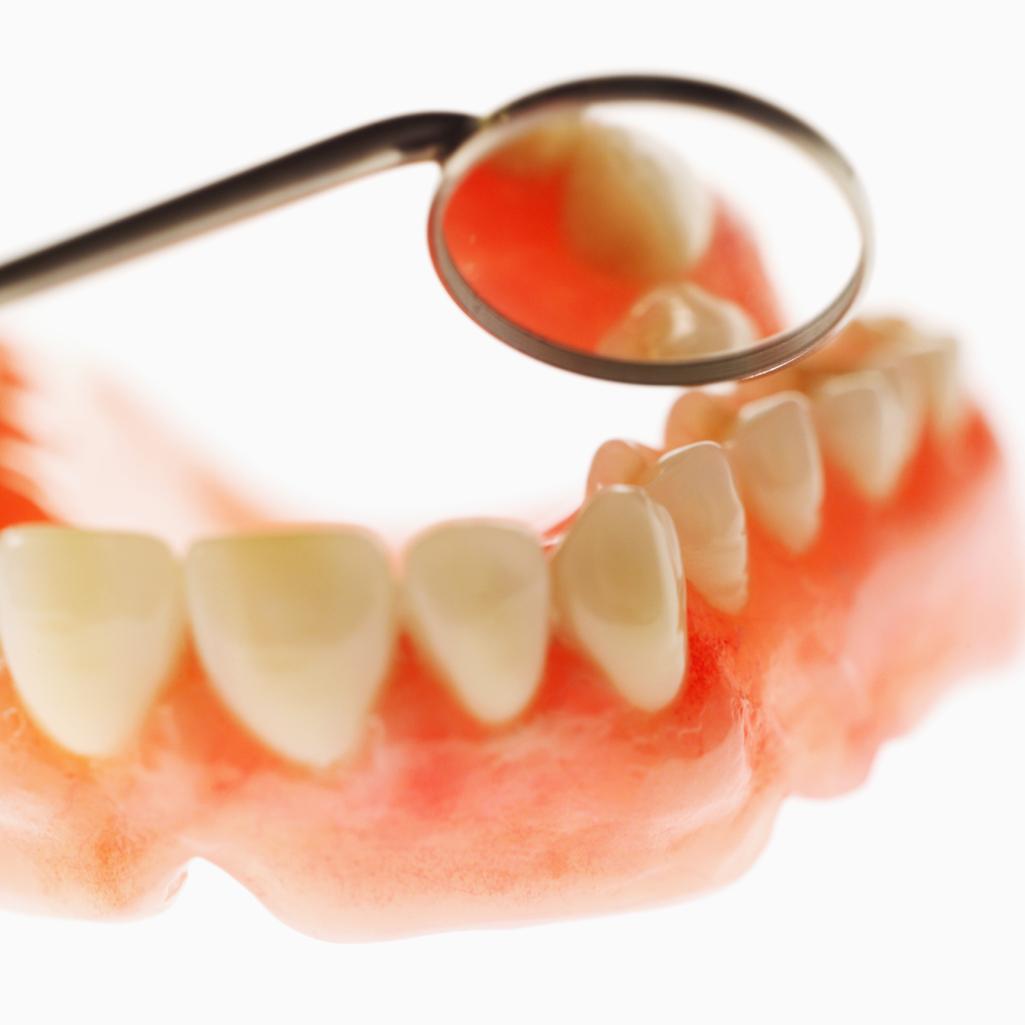 How to Tighten Dentures