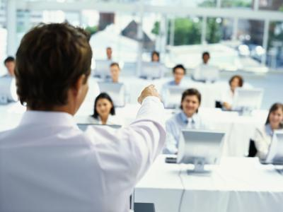 business etiquette training material chroncom