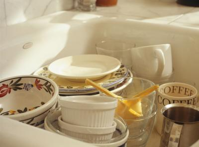 How To Remove Aluminum Marks From Dishes Amp Porcelain Sinks
