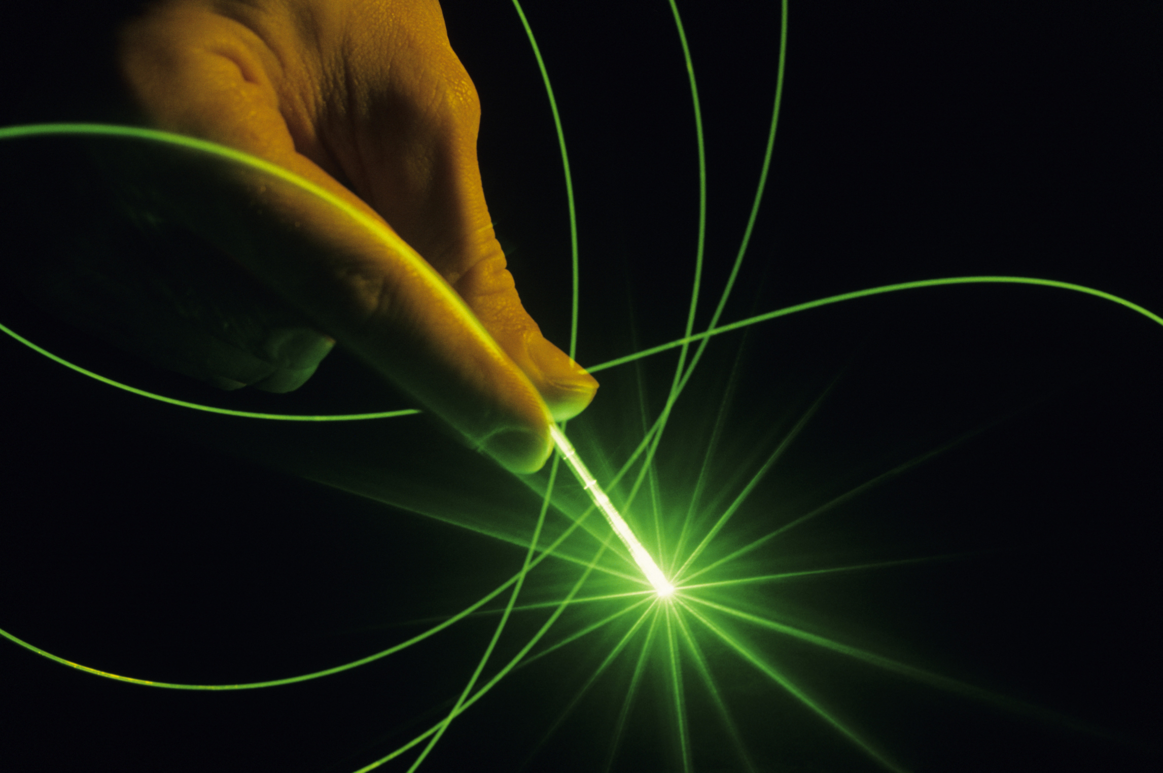 How Do Holographic Projectors Work?
