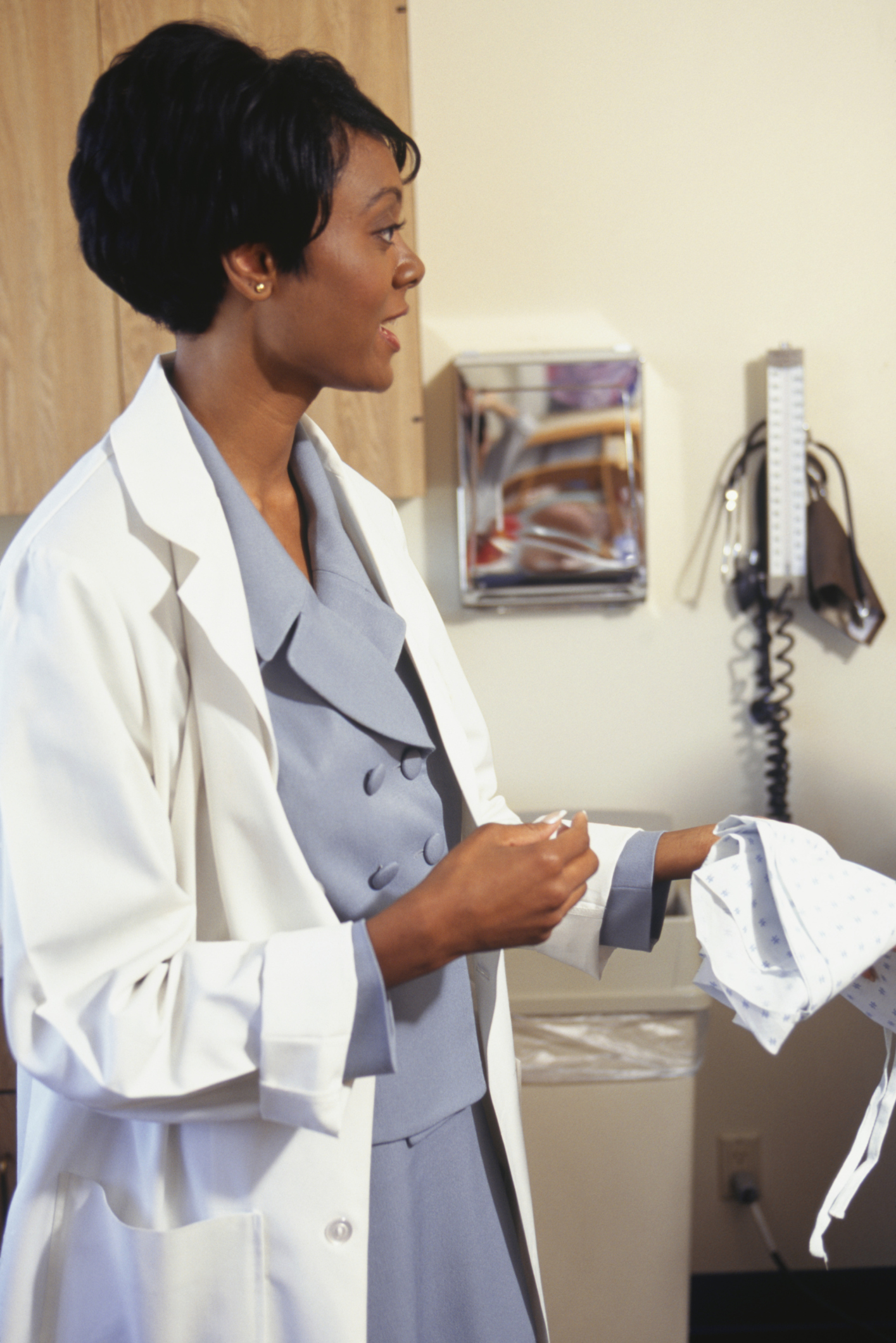 Classes Required for an OB/GYN