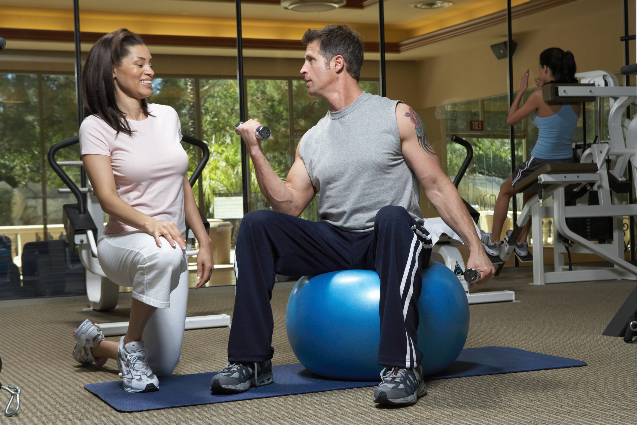 How long does it take to become a personal trainer livestrong xflitez Gallery