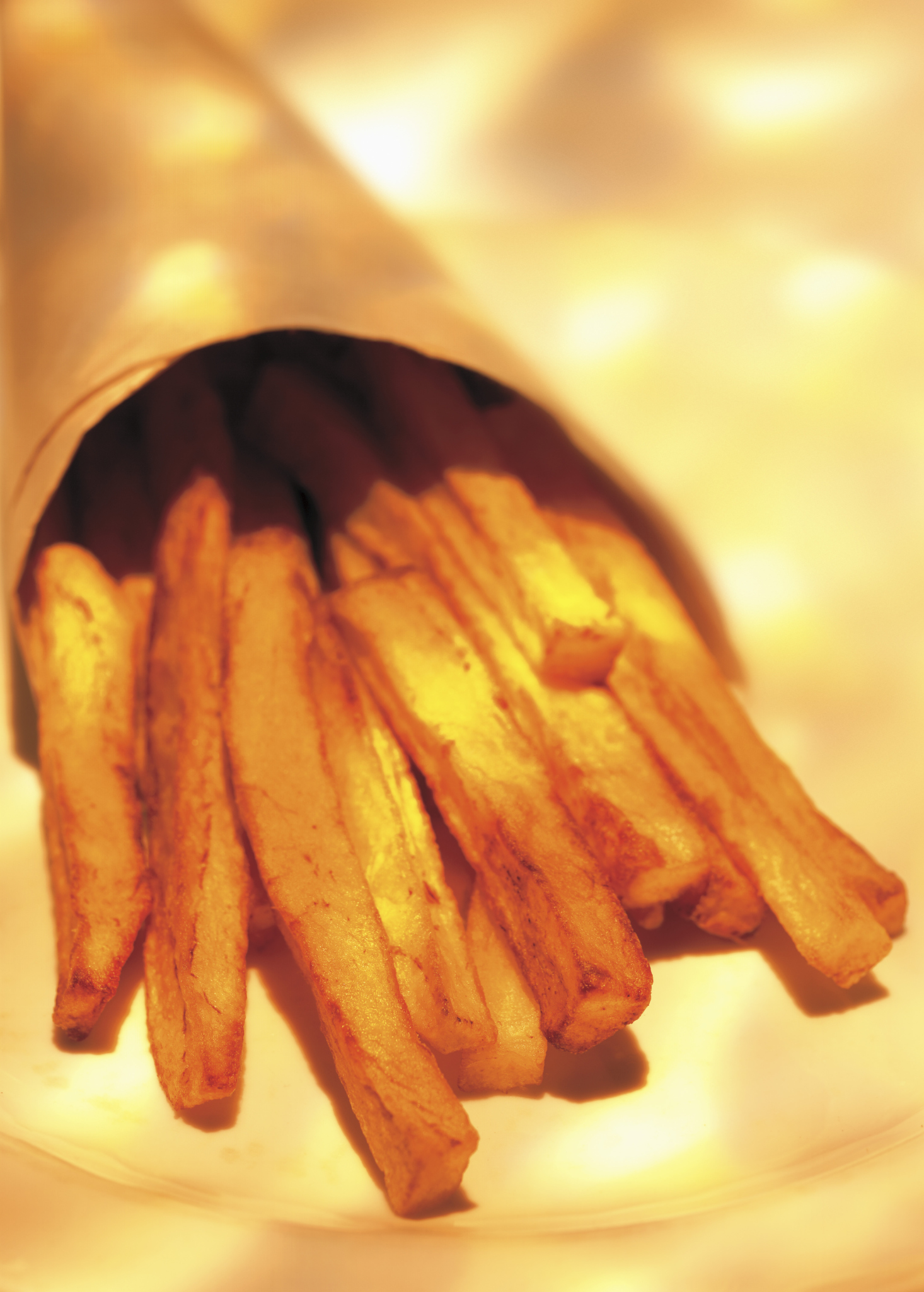 Sweet potato fries are an excellent source of potassium.