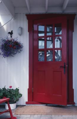 How To Install Shades On Fiberglass Doors Home Guides