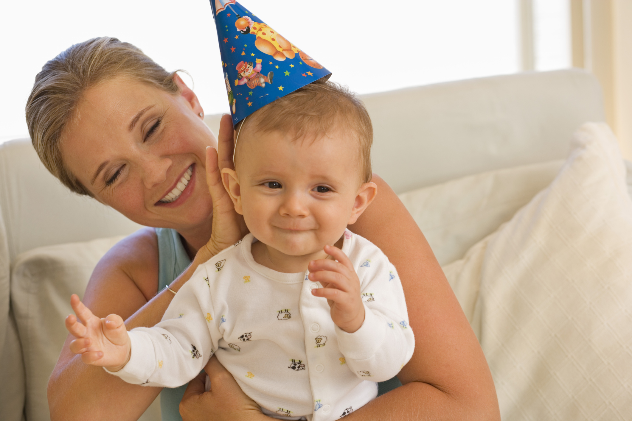 Party Games For A One Year Old S Birthday In December Ehow