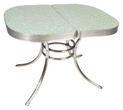 Lovely How To Restore 1950s Chrome Kitchen Table U0026 Chairs | Home Guides | SF Gate