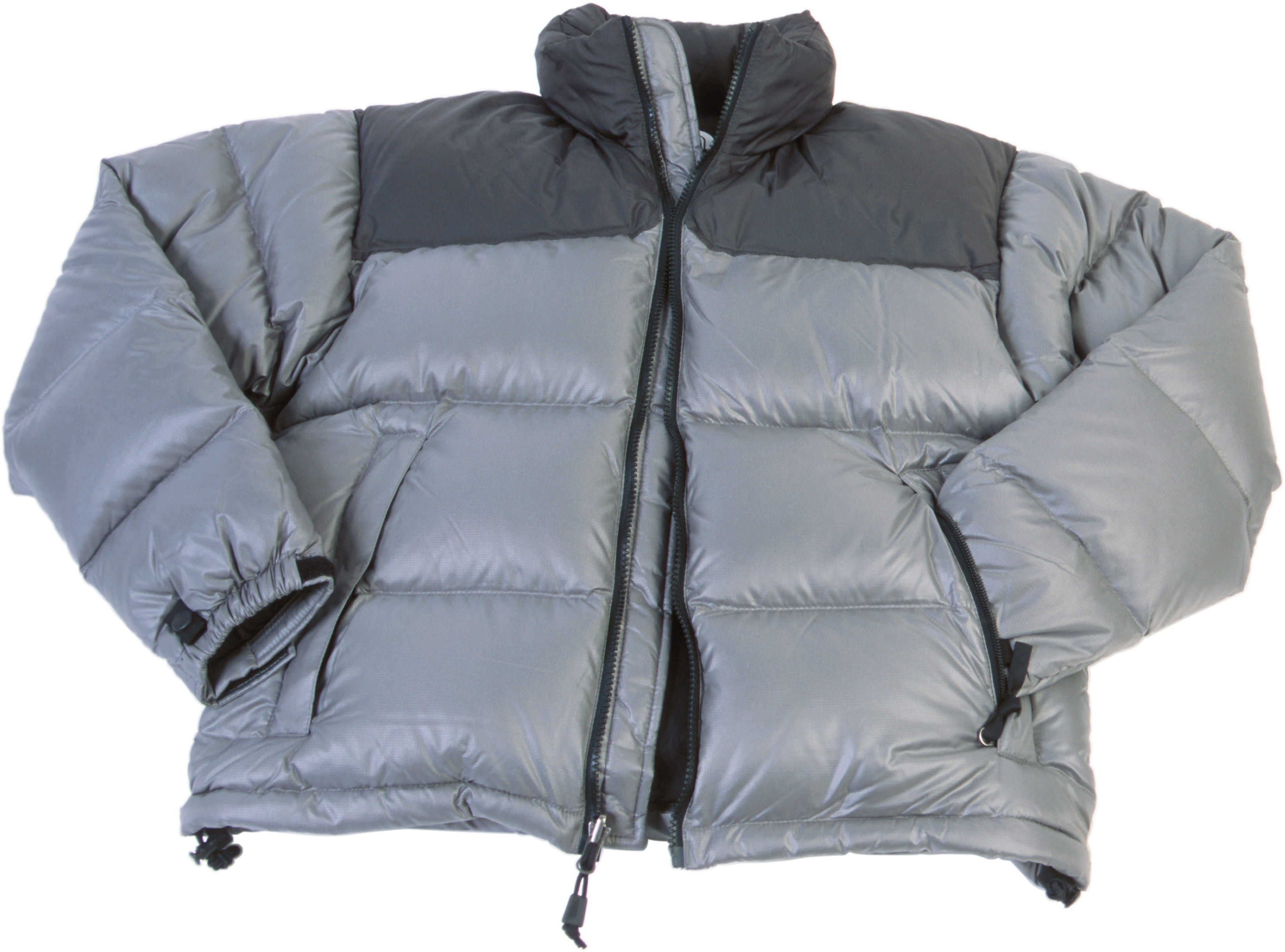 How to peel a down jacket without erasing How to clean the down jacket from shine