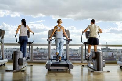 Elliptical Machine vs. Treadmill: Calories Burned   Chron.com