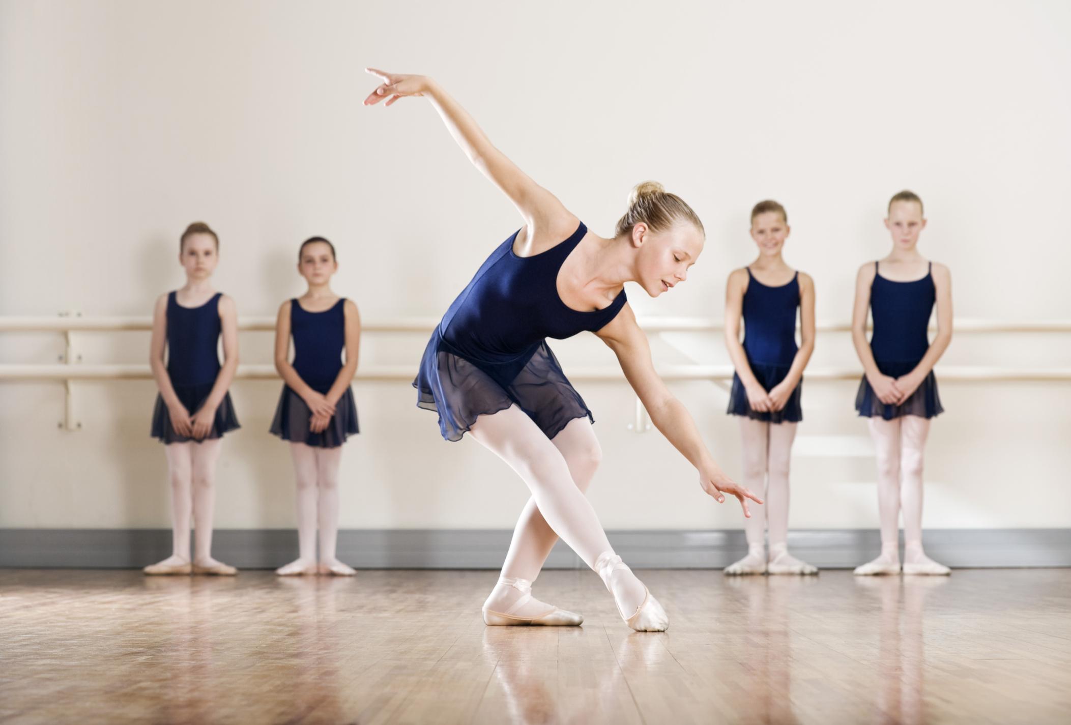 How Much Money Does a Principal Ballet Dancer Make? | Bizfluent
